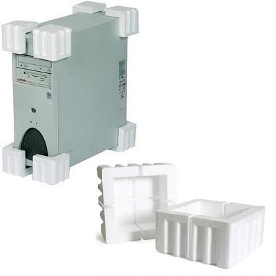 840 Rigid EPS Polystyrene Foam Corner//Edge Protectors Protective Postal Mailing Packaging Packing Supplies